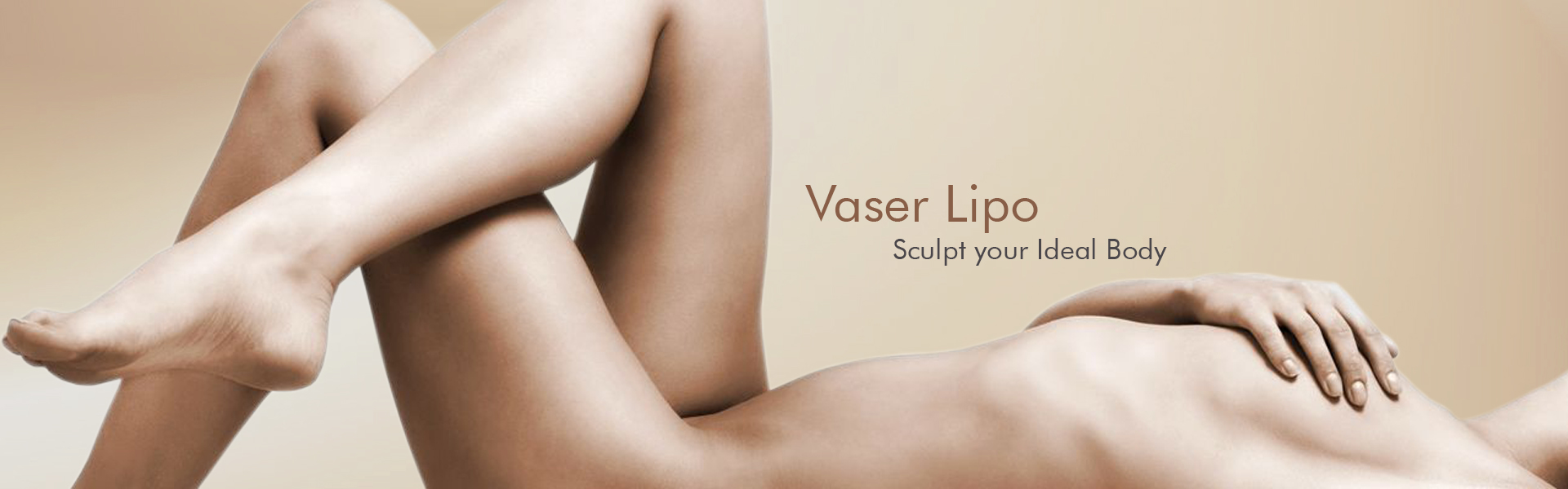 Liposuction now with vaser hi-def Technique..