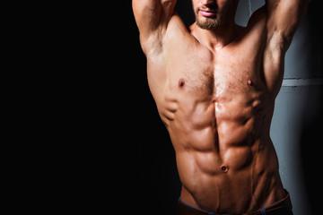 six abs liposuction surgery